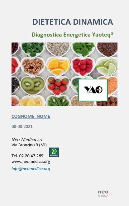 Yaoteq - Dietetica Dinamica